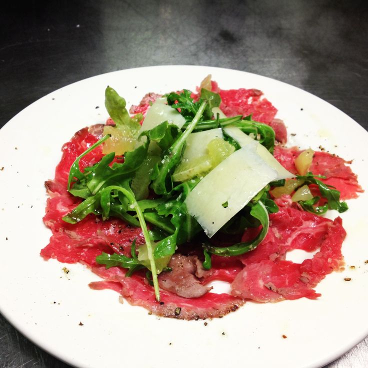 ideas about Beef Carpaccio Salad on Pinterest | Wagyu beef, Carpaccio ...
