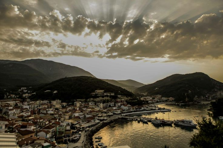 view of Parga 5 ( more images and videos at www.gogreecewebtv... )
