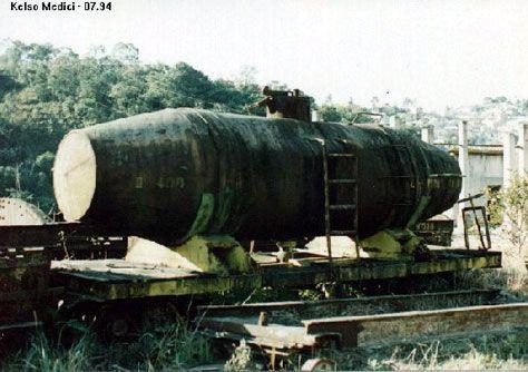 E.F.P.P. - Charutao: Heavy Fuel Oil Tank Car