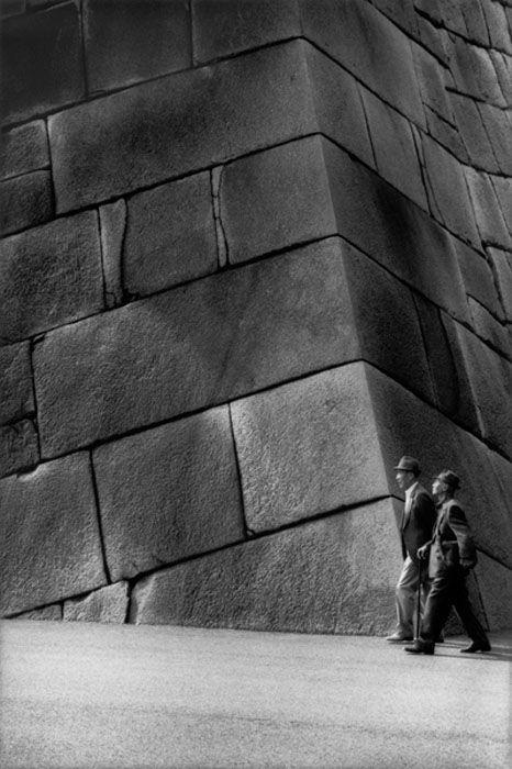 Jeff Zaruba-Tokyo - Two Men & Wall