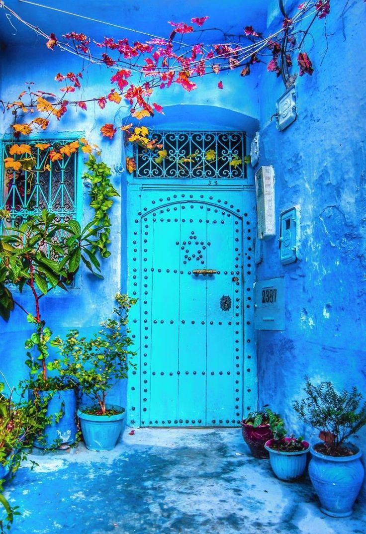 die besten 25 blaue t ren ideen auf pinterest wei e haust ren farbige frontt ren und blaue. Black Bedroom Furniture Sets. Home Design Ideas