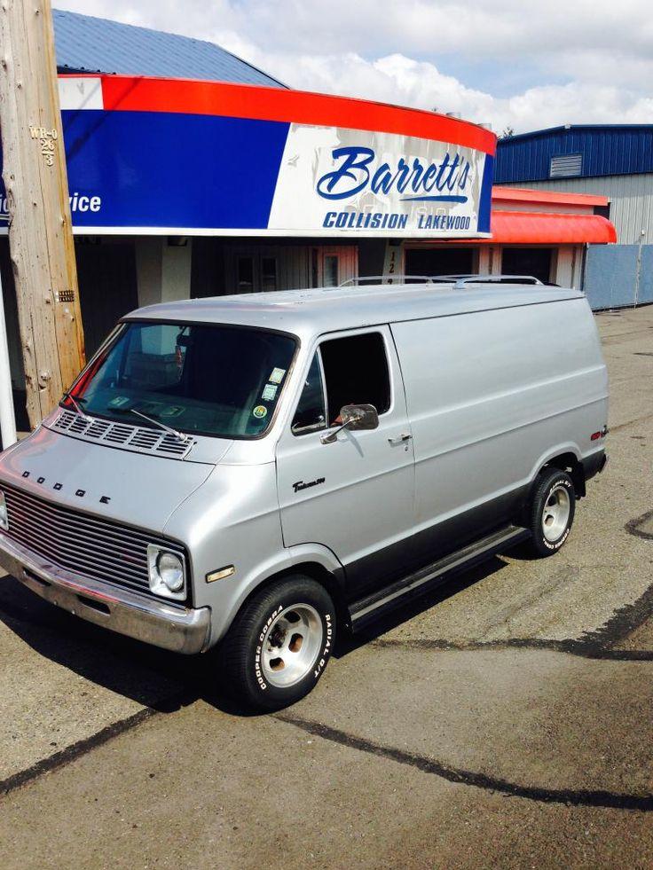 nice dodge van custom dodge vans 1971 78 pinterest nice dodge and van. Black Bedroom Furniture Sets. Home Design Ideas