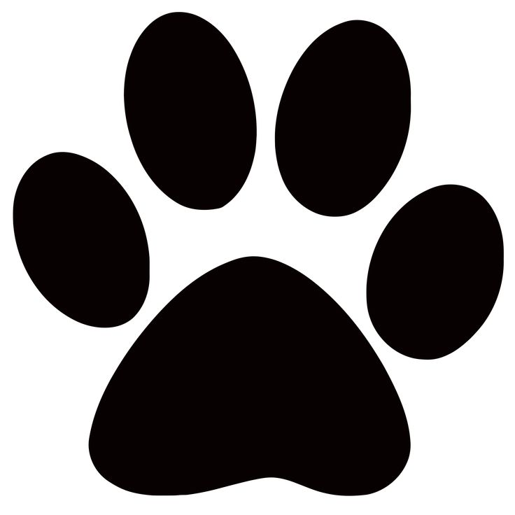 17 Best ideas about Paw Print Clip Art on Pinterest | Dog paw ...