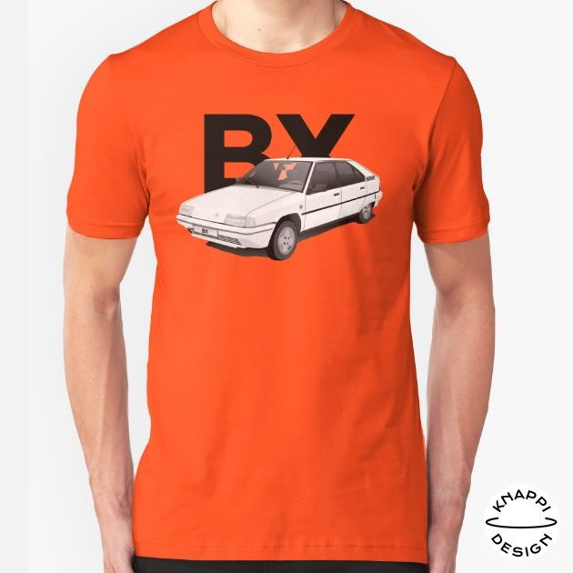 Citroën BX and other car illustration t-shirts in blog:  http://automobile-t-shirts.blogspot.fi/  #tshirts #blog #automobile #citroenbx #citroen #citroën #cars #classics
