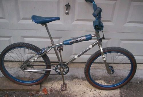 """My Old school team murray 24"""" bmx bike import from maryland, US."""