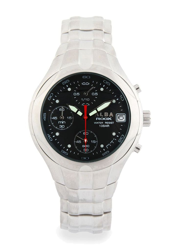 Produk produk alba lagi discount sampai 20%  Silver Axtd89 Round Watch by Alba. Stainless steel body and case, alba logo on the clasp, round watch with silver color, water resistant, strap length 21 cm, diameter 2 cm. Stylish watch for you to wear everyday. http://zocko.it/LERr9