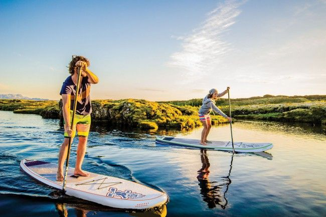 J Bay Wind - Stand Up Paddling in Jeffreys Bay, Garden Route