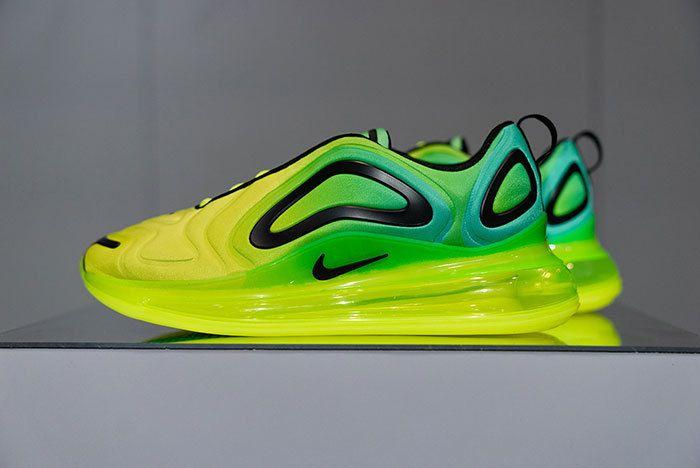 zapatos adidas air max yellow