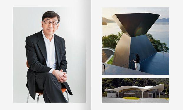 Портрет: архитектор Тойо Ито