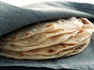 tortilla de farinha
