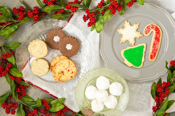 One dough, 5 cookies: The only holiday cookie recipe you'll need!