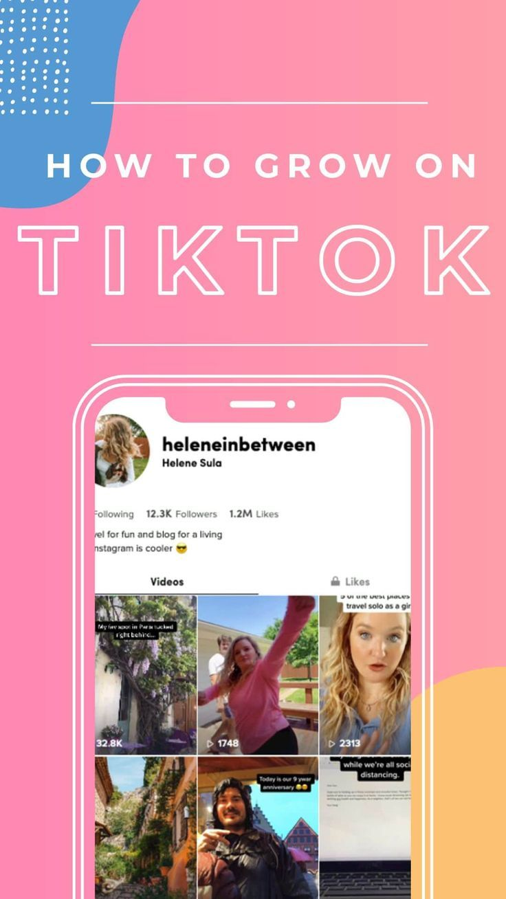 How To Grow On Tiktok And How I Went Viral 4 Times Instagram Algorithm Social Media Social Media Trends
