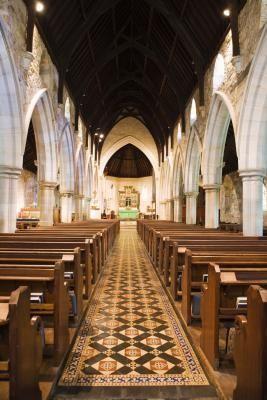 the duties responsibilities of church ushers
