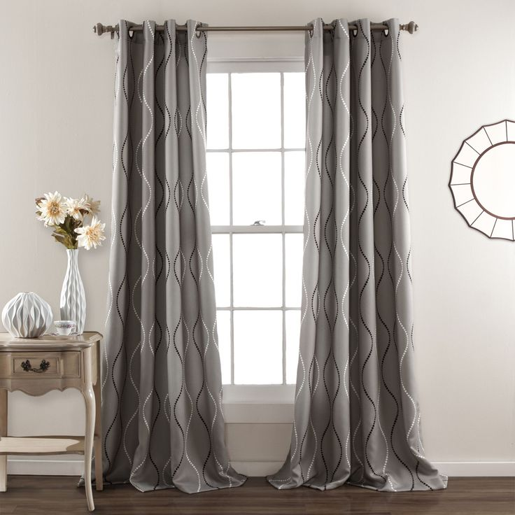 Best 25 Gray Curtains Ideas On Pinterest Grey Curtains Bedroom Bedroom Curtains And White