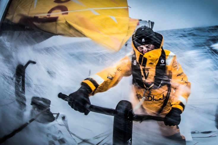 What offshore dreams are made of | Volvo Ocean Race 2014-2015