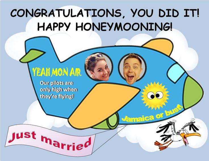 Ajay and Zaira head off to Jamaica for their Honeymoon.