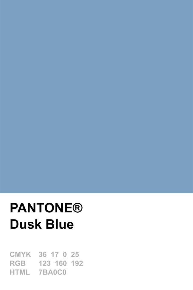 Best 25 Pantone Blue Ideas On Pinterest Blue Palette