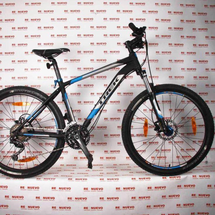 Bicicleta de montaña TREK 4300 E270264 de segunda mano #bicicletademontaña #trek4300 #segundamano