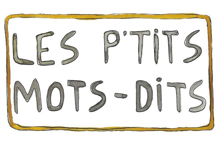 Les p'tits mots-dits ― Blogue de littérature jeunesse -
