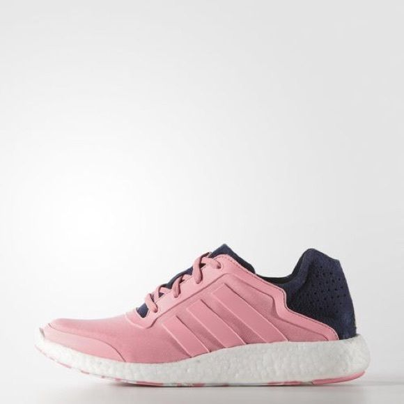 3516aeb7f552 ISO adidas pure boost light pink please help me find these in size 6!! I want  them more than anything!! thank you xx Adidas Shoes Athletic Shoes