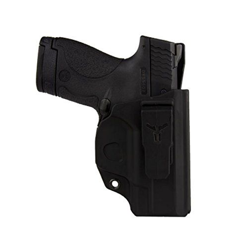 The 4 Best IWB Holsters for Shield - Smith & Wesson M&P Find our speedloader now!  www.raeind.com  or   http://www.amazon.com/shops/raeind