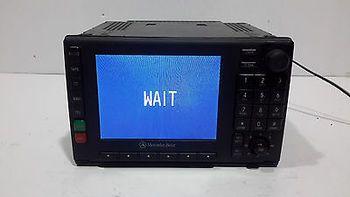 00 01 02 03 04 05 MERCEDES ML320 ML430 NAVIGATION CD PLAYER RADIO