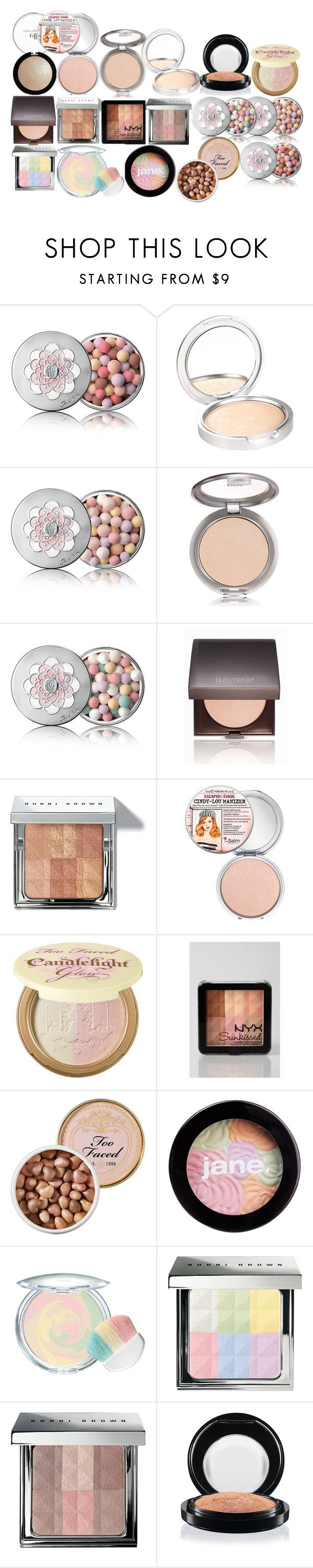 Makeup beauty and more jane cosmetics multi colored color correcting -  My Makeup Collection Part 5 Highlighting And Color Correcting Powders By Lulucutshall