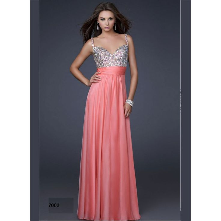 Fabboom Pink Heart Shape Long Gown		 http://goo.gl/NsCbHj
