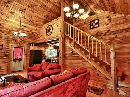 Hocking Hills Cabins - Pleasant Valley Cabins