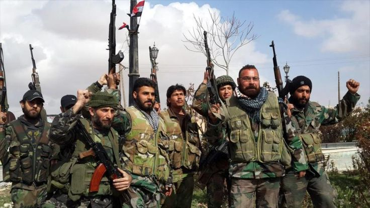 """El Cairo.- Unidades del Ejército sirio recuperaron hoy el control de la localidad de Jan Tomán y el pueblo de Qarasi, al sur de Alepo, tras acabar con las """"últimas concentraciones terroristas"""", informó la agencia oficial de noticias siria, SANA. Esas unidas llevaron a cabo durante las últimas horas operaciones por las que se impuso…"""