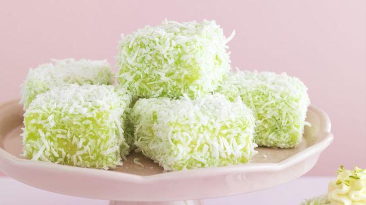 Limetkové koláčiky | Recepty.sk