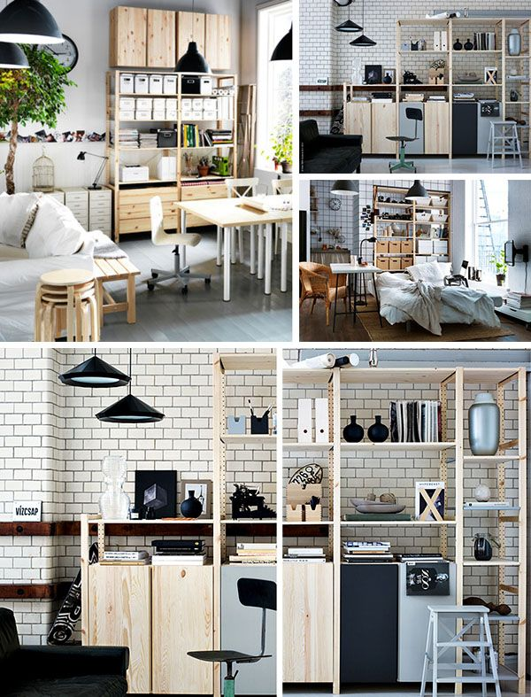 383 best ikea images on pinterest. Black Bedroom Furniture Sets. Home Design Ideas