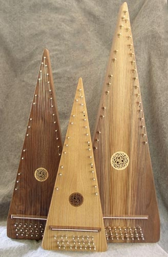 Craggy Mountain Music- source for psaltery music and accessories