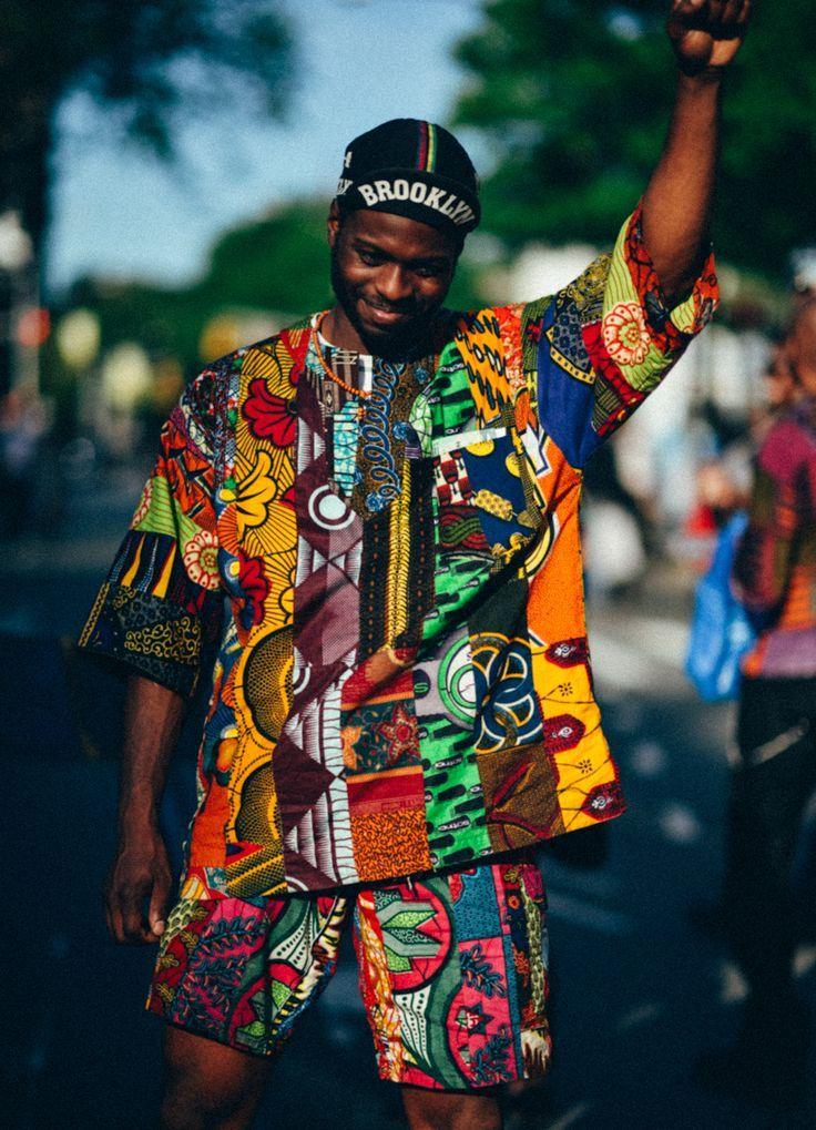 Oh nanas: African Fashion Mix