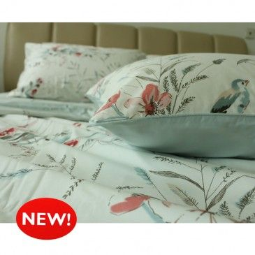 beautiful girls countryside bedding set super luxury 80 counts duvet cover set queen size