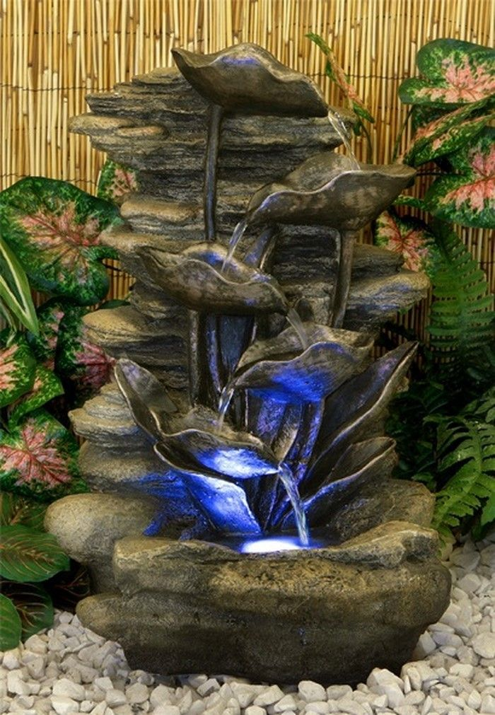 Fountains In The Garden The Best Manufacturers And Sellers