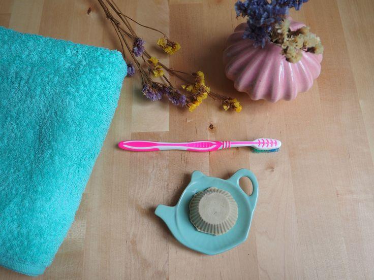 DIY : je fabrique mon dentifrice solide !