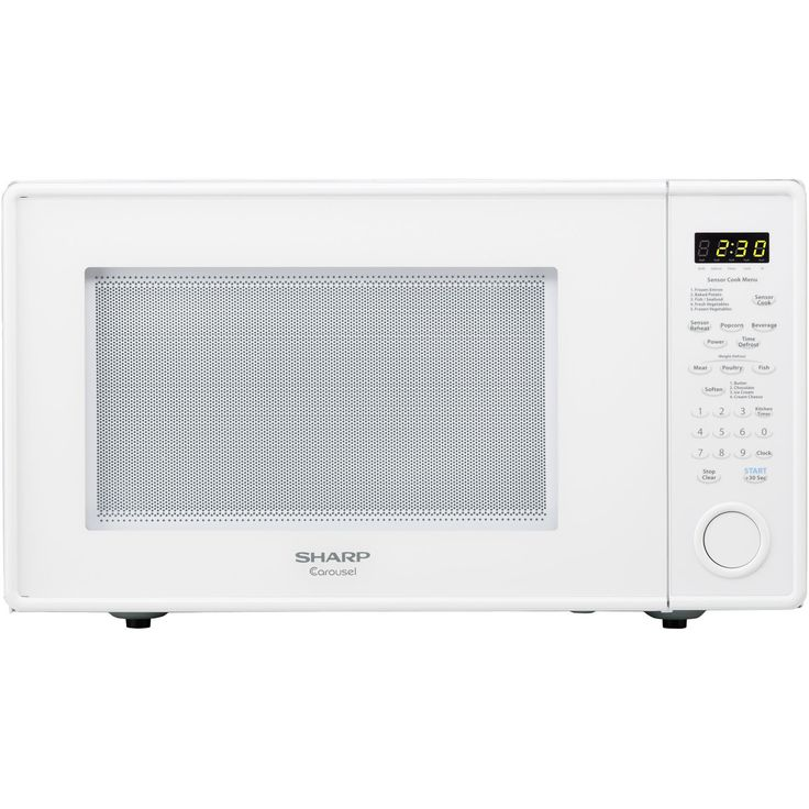 Ft 1100w Countertop Microwave