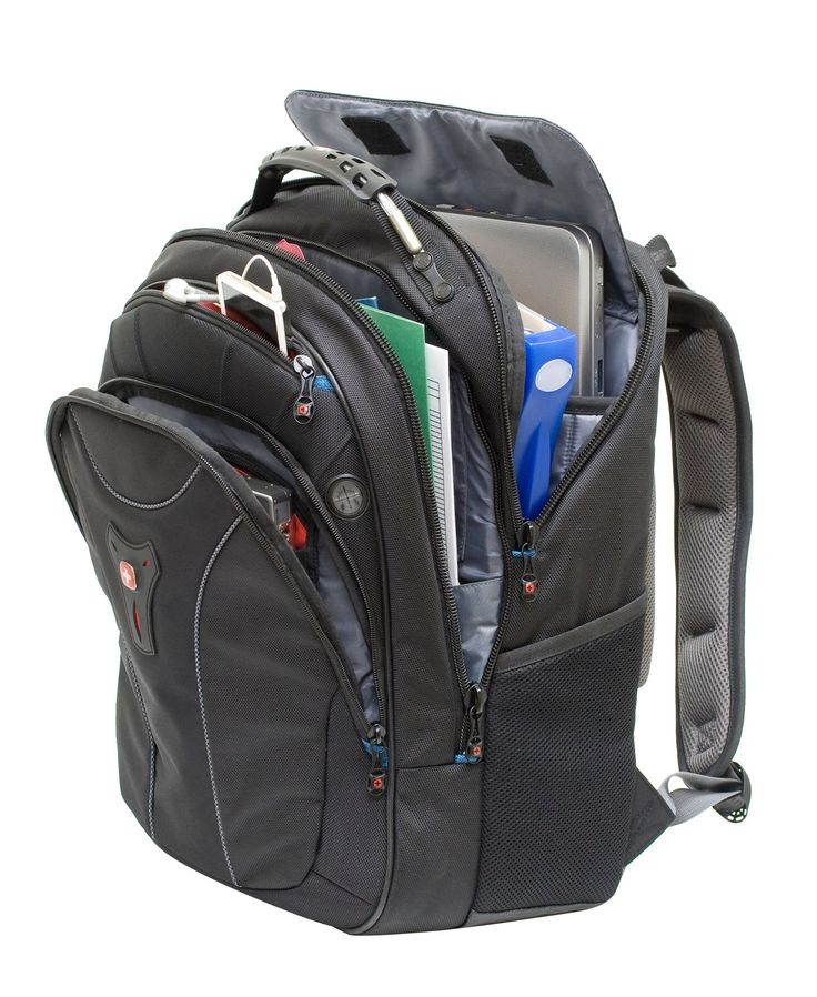 Wenger GA-7357-02 Carbon 17 Inch Mac Backpack
