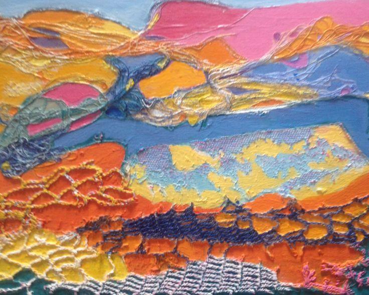 'Tutti Fruitti Landscape'Kim Wilkie