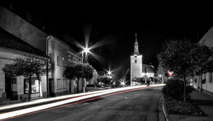 Night lights by Michal Vávra on 500px