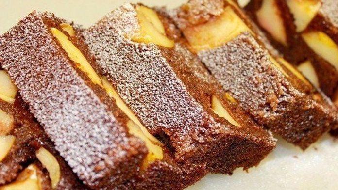 Plněný jablečný koláč s bleskurychlou přípravou a tou nejlepší chutí!   Vychytávkov