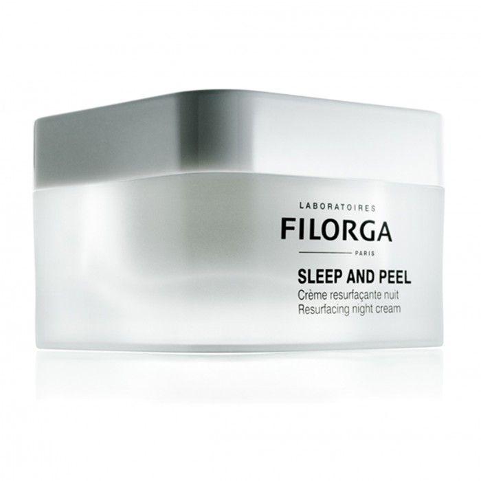FILORGA SLEEP&PEEL CREME - POT 50 ML get it at www.verbenaproducts.com