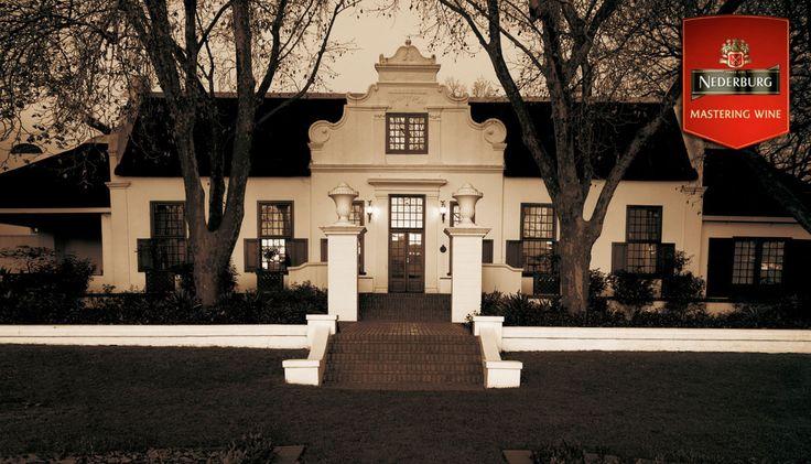 Nederburg Wine Estate, Paarl