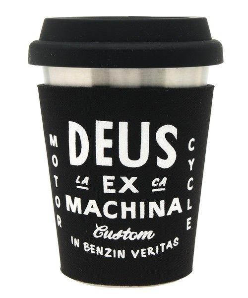 DEUS EX MACHINA(デウスエクスマキナ)の「BAYFLOW/【Deus ex Machina(デウス・エクス・マキナ)】16OZ CUP(グラス/マグカップ/タンブラー)」です。このアイテム着用のコーディネートをチェックすることもできます。