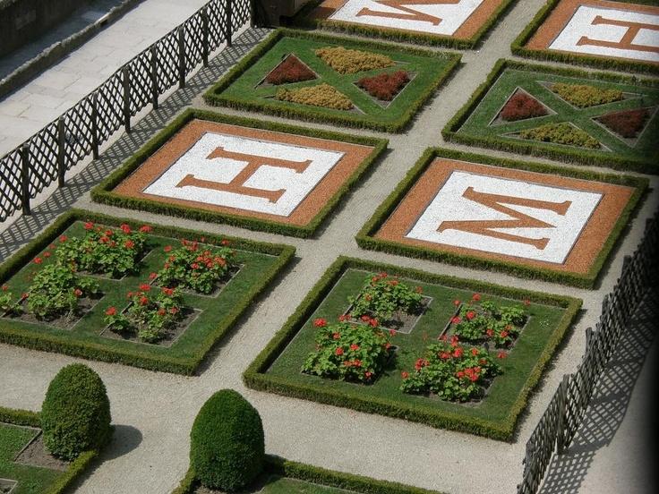 Jardines en Pau