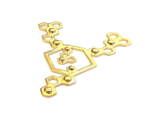 QeensNest pendant/necklace by numarul7