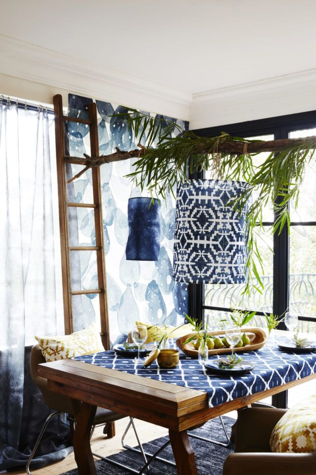 Get to know: Aussie textile designer Grace Garrett - The Interiors Addict