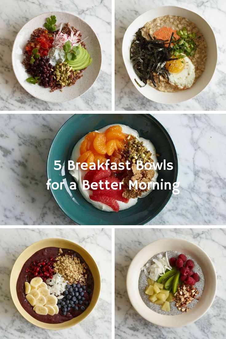 Food network healthy recipes - Healthy Breakfast Bowl Recipes And Ideas Food Network