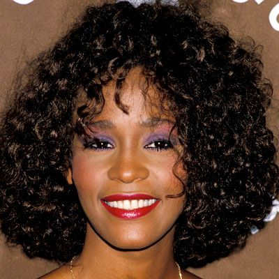 I wish the family of Whitney Houston comfort and condolences... I'm gonna remember Whitney when she was young, happy and singing about wanting to dance with somebody...
